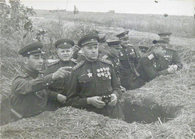 К.-Рокоссовский-март-1943