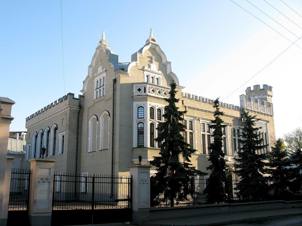 Особняк барона А.Л. Кнопа