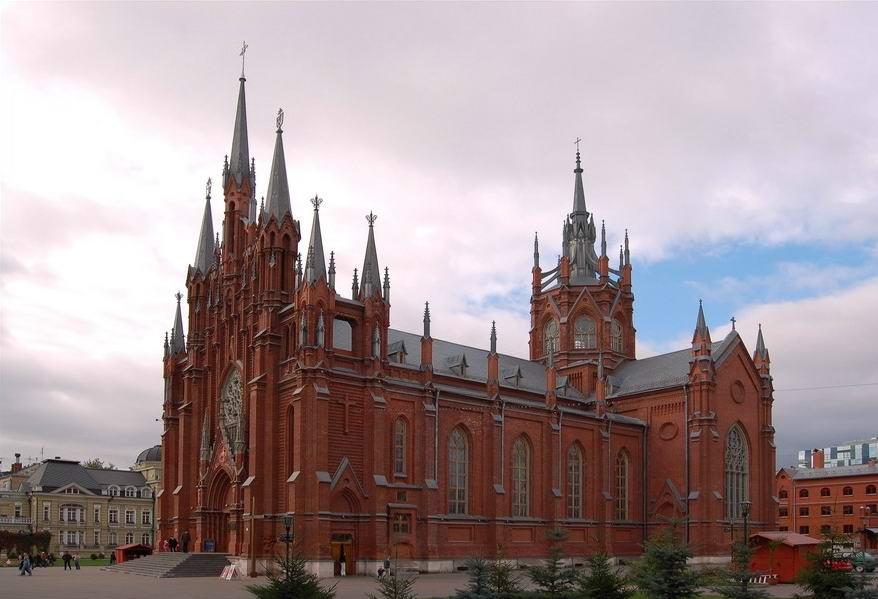 собор на малой грузинской
