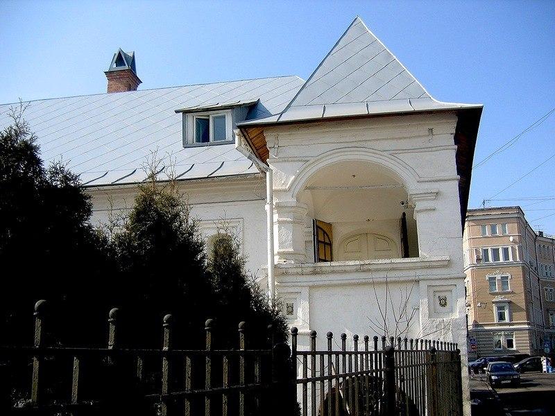 Палаты Гранатного двора.