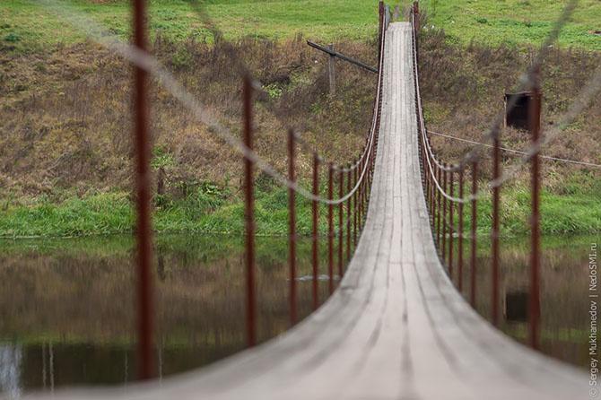 мост в Ожигово