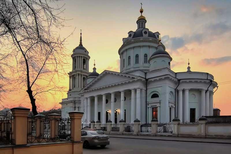 Храм Святого Мартина Исповедника