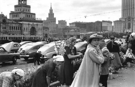 Жизнь В СССР Глазами Французского Фотографа