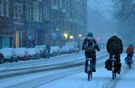 «На работу на велосипеде» отправится вся Москва12 февраля.
