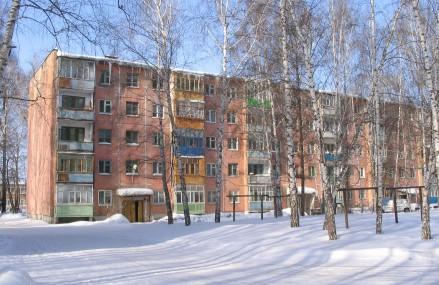 Самая древняя пятиэтажка Москвы