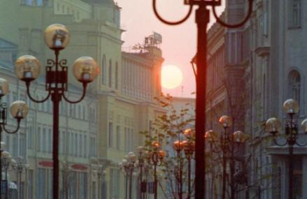 Фонари — настоящее украшение московских улиц.