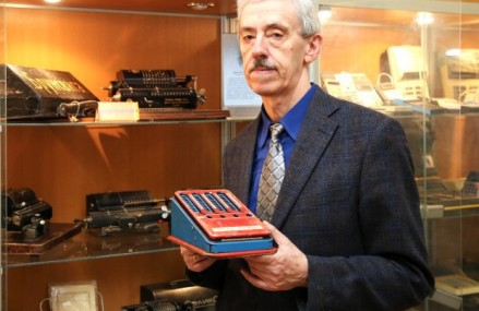 Преподаватель информатики из Сокольников собрал коллекцию вычислительной техники