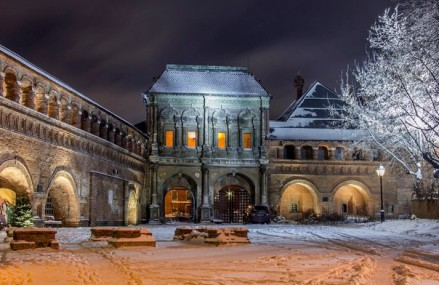 Крутицкое подворье — волшебство зимней Москвы
