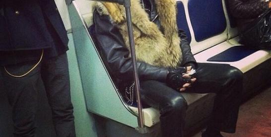 Модники Московского метро