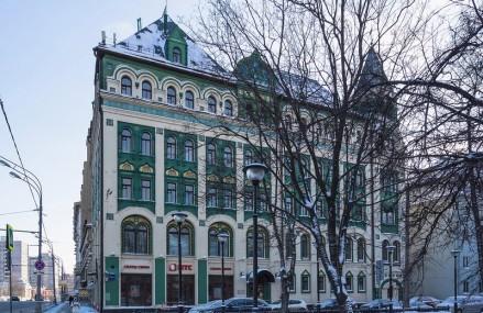 Доходный дом Миансаровой