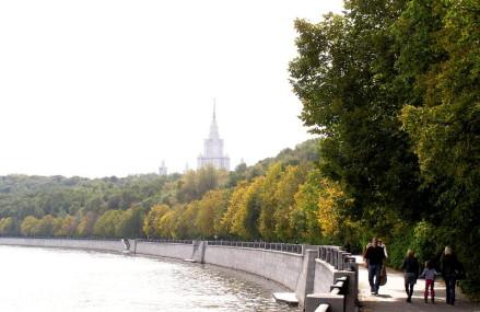 5 самых разных и удивительных мест для свиданий в Москве
