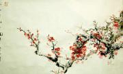 Выставка традиционной китайской живописи «В стране синих гор»