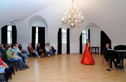 Концерты классической музыки пройдут в МГОМЗ в Москве 17 апреля