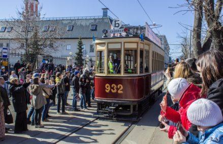 Парад трамваев пройдет в Москве 13 июля