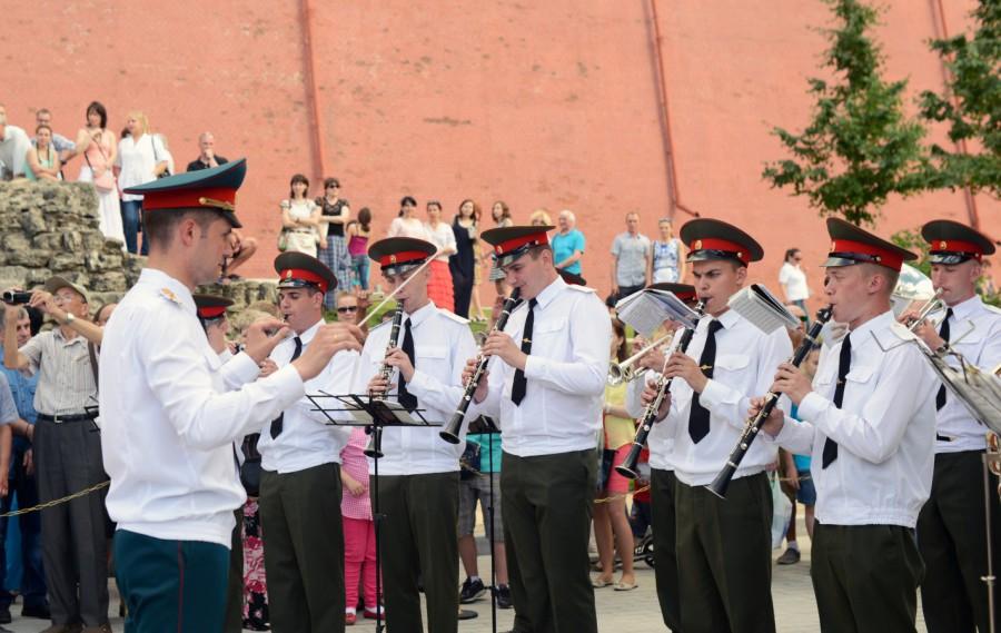 Военный Образцовый оркестр (Почетного караула)