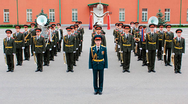оркестр 154-го отдельного комендантского Преображенского полка и Центральный оркестр ВМФ им. Н.А. Римского-Корсакова