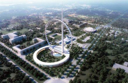 В Москве появится самое высокое в мире колесо обозрения