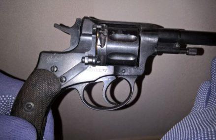 В ВАО задержан мужчина по подозрению в незаконном хранении оружия.