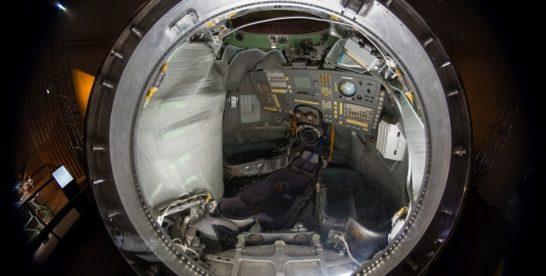 Выставка «Космос: рождение новой эры» на ВДНХ