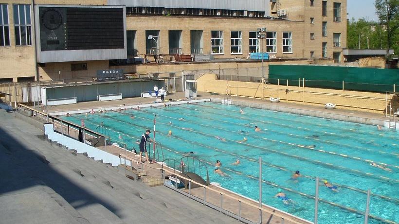 © сайт Олимпийского центра водного спорта