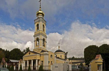 В Гольяново отметили 450-летие перенесения мощей преподобных Зосимы и Савватия Соловецких