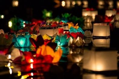Фестиваль Водных фонариков в Москве19 — 20 августа 21:00