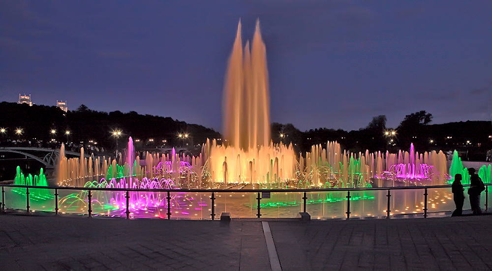 Сезон фонтанов в столице России откроется 29апреля