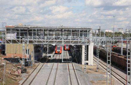 Строительство перехода со станции «Локомотив» на метро «Черкизовская» завершится в сентябре