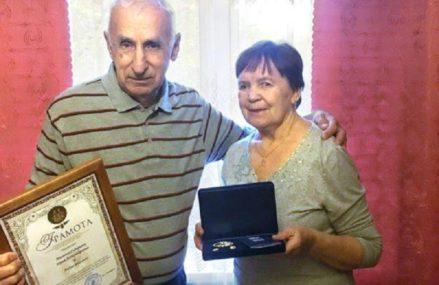 Префектура ВАО вручила награду крепкой семье из Измайлова