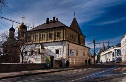 9 московских мест, где царит дух старины