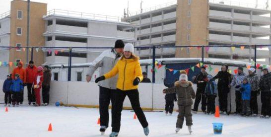 Жителей Восточного Измайлова приглашают в школу конькобежного спорта