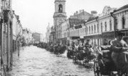 Атмосфера старой Москвы: кинохроника снятая в 1908 году