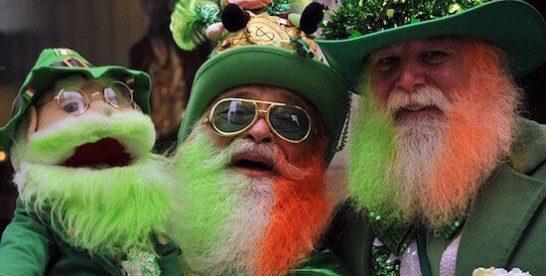 В Москве пройдёт парад в честь Дня святого Патрика