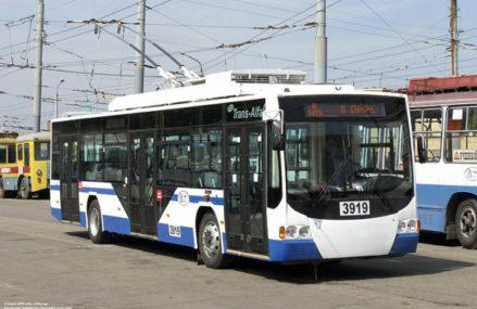 Изменился маршрут троллейбуса № 55 в ВАО