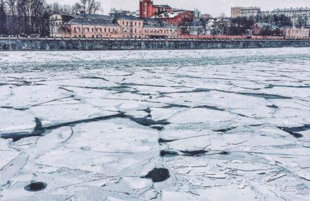 Невероятно прекрасная зимняя Москва