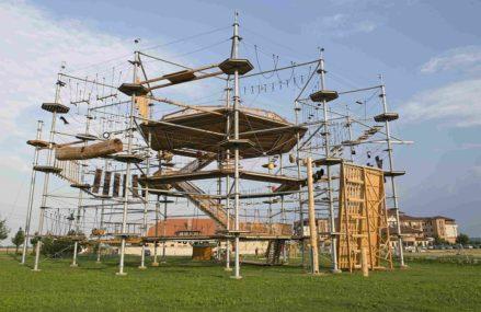 Веревочные парки в Москве: фото, цены и адреса
