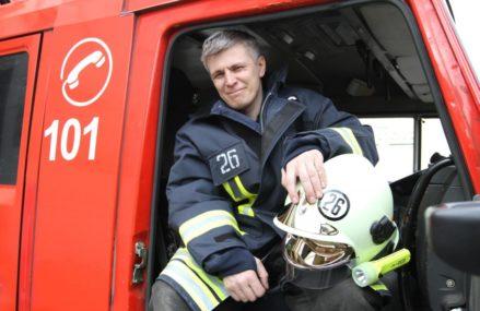 Герои недели: бойцы Антона Лобарева спасли пять человек на пожаре в ВАО