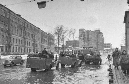 Истории старых улиц Москвы