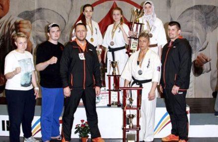 Воспитанница Центра «Измайлова» стала чемпионкой мира по киокусинкай