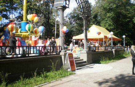Парки Москвы для детей