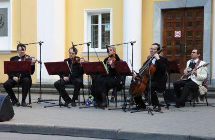 Концерты для любителей живой музыки в Измайловском Парке