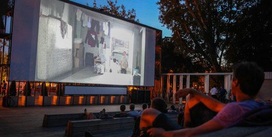 Где в Москве посмотреть кино под открытым небом