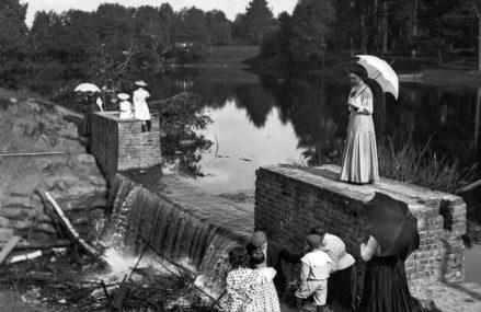 Дачные хлопоты Москвичей конца 19 начала 20 века