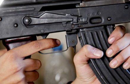 В Москве вооруженный до зубов рецидивист устроил стрельбу