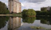 Егерский пруд в Сокольниках