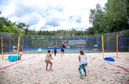 16 июля в парке отдыха «Сокольники» пройдёт летний Фестиваль пляжных видов спорта
