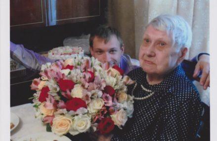 Бабушке из Гольянова исполнилось 103 года