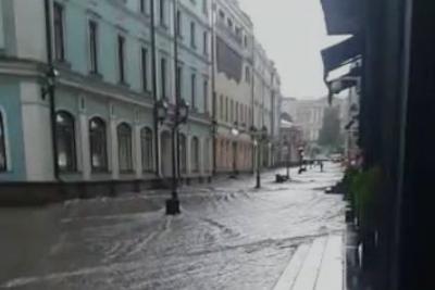 Недавно в Москве появилась вторая Москва-река!