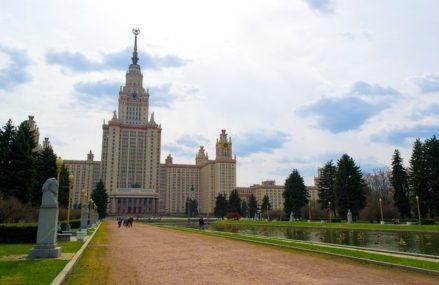 Лучшие маршруты для вечерних прогулок в Москве