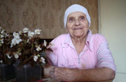 Жительница района Измайлово празднует свое 103-летие